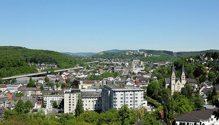 View of Siegen / © Aleksej Klee/Flickr (CC BY 2.0)