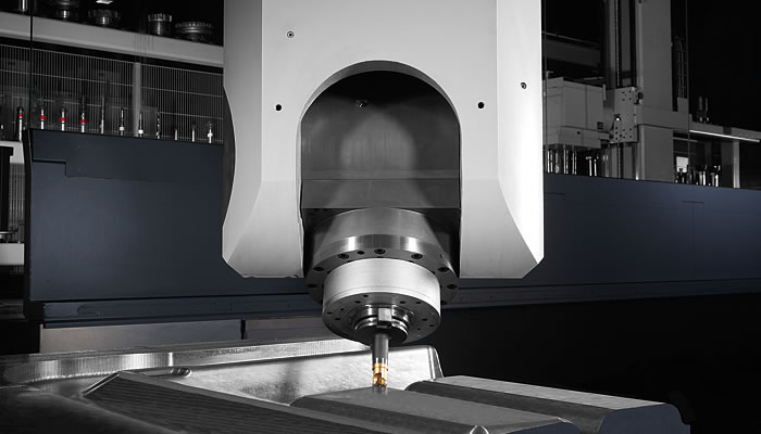 New C-axis for 5-axis machining for the ProfiMill series