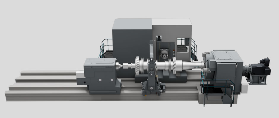 ProfiTurn M Mill-Turning Machine